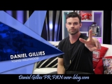 Interview de Daniel Gillies  pour  Young Hollywood (Mai 2017)