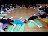 Открытый урок в детском хореографическом коллективе