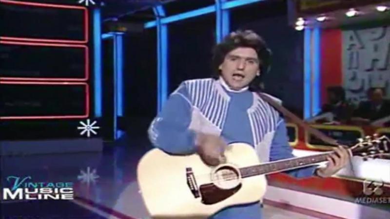 Toto Cutugno - Litaliano (Superflash Show 1983)