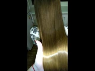 Анна кератиновое выпрямлениелечение волос