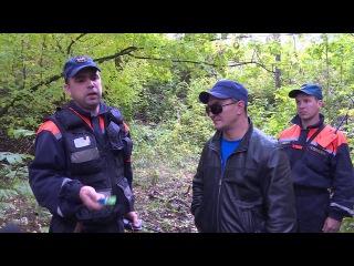 Мастер-класс от татарстанских спасателей. Как не заблудиться в лесу.
