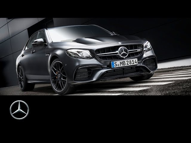 Mercedes-AMG E 63 S 4MATIC: Rule On by Rankin