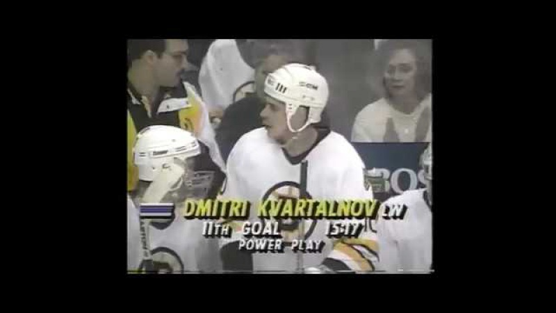 Dmitri Kvartalnov scores from amazing Adam Oates pass (1994)