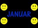 German Months Of The Year Song (Remix) - Das Monate Lied - Les Mois de l'Année en Allemand