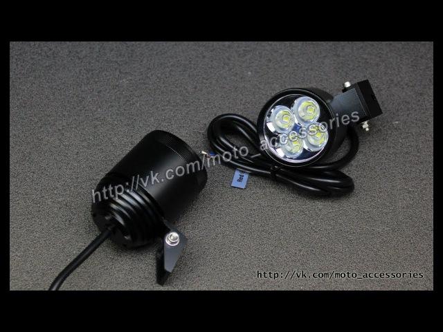 LED фара CREE XM-L2
