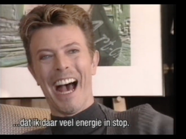 David Bowie Interview Collection