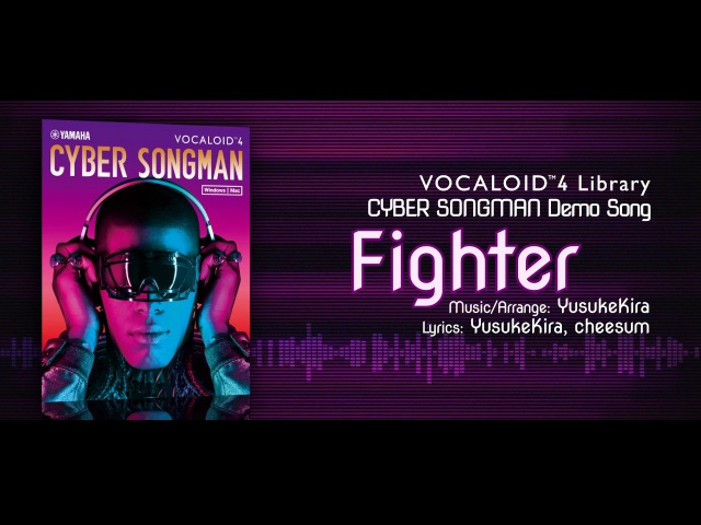 CYBER SONGMAN Official Demo Fighter