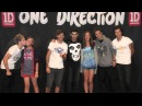 One Direction - Meet Greet l Los Angeles (08.08.13)