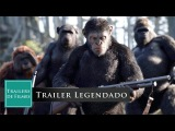 Planeta dos Macacos A Guerra - Liberdade  Trailer 3 (War For The Planet Of The Apes, 2017)