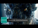 Hes a Dragon Он - дракон 2015 Trailer Legendado