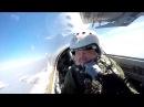 Полет Порошенко в истребителе МиГ-29. Круто, или смахивает на Путина