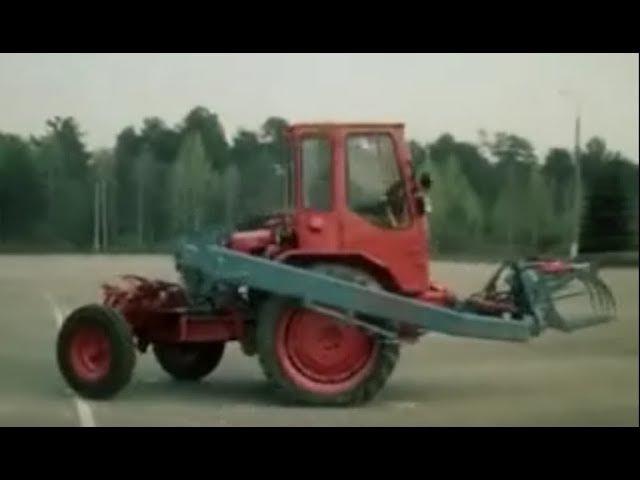 Техника для крестьянских хозяйств 1989