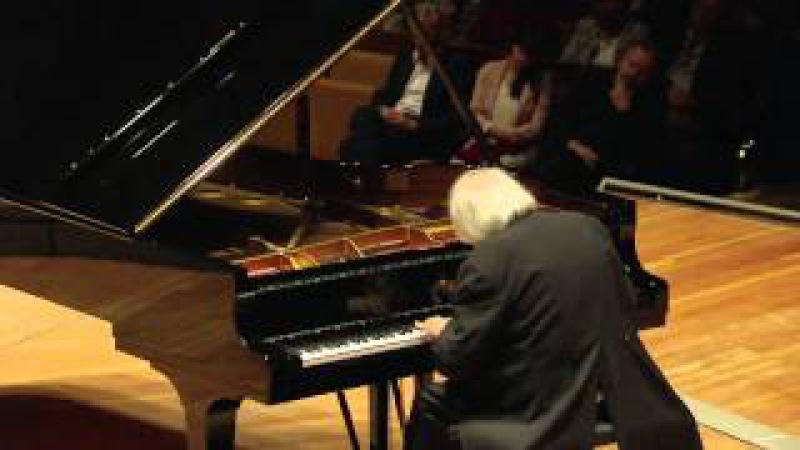Rameau Les Tendres Plaintes - Grigory Sokolov