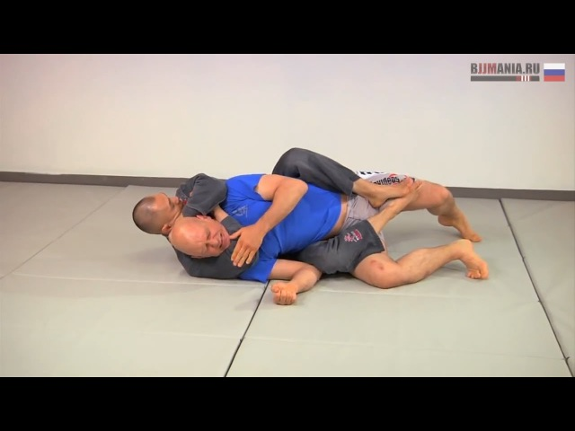 Защита от удушающего со спины Rear Naked Choke