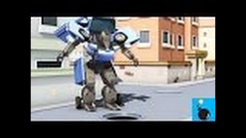 Тобот 18 серия TOBOT Мультфильм про трансформеров