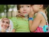SMART BABY WATCH Q50 (кнопка жизни K911) детские умные GPS часы-телефон