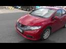 Выбираем б\у авто Honda Civic 9 5D бюджет 700-750тр