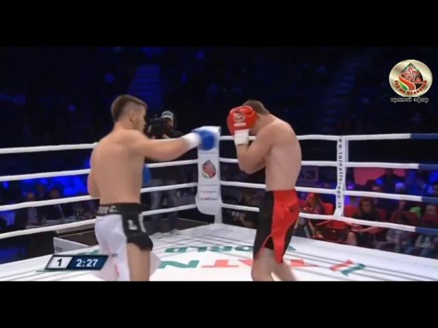 Dmitriy Menshikov (Дмитрий Меньшиков) vs Constantin Rusu (Константин Русу)