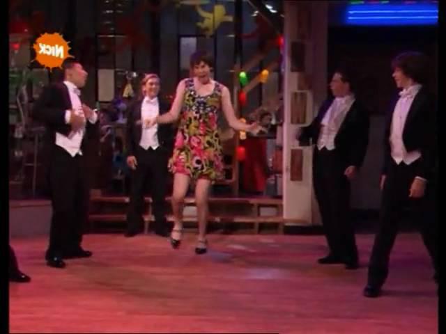 ICarly sueño con bailar - Spencer