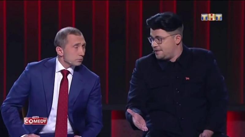 Харламов и Грачев. Путин с Меркель и Ким Чен Ын