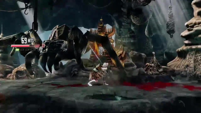 Killer Instinct Post Season 3 - All Ultras With General RAAMs theme