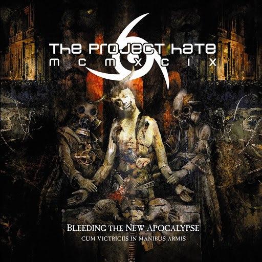 The Project Hate MCMXCIX альбом Bleeding the New Apocalypse (Cum Victriciis in Manibus Armis)