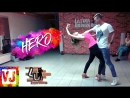 Bachata Sensual ♥ Viktor Jane ♥ LU ♫ Hero - Mariah Carey
