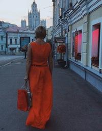Рисунок профиля (Татьяна Дубровина-Гусева)