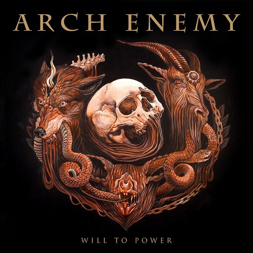 Arch Enemy альбом Will To Power
