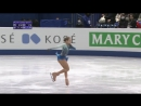 Alexandra TRUSOVA RUS ISU JGP Final Ladies Feee Skating Nagoya 2017