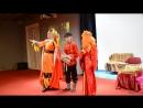 Эпизод В Огненном царстве из спектакля Чудо, студии Позитив