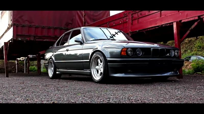 RTTH - BMW E34 M5 AC Schnitzer Trailer