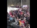 Собчак выступила в подмосковье где бунтуют люди