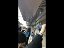 Певец в метро