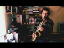 The Weekend ft. Daft Punk –  I Feel It Coming (Saxophone cover)