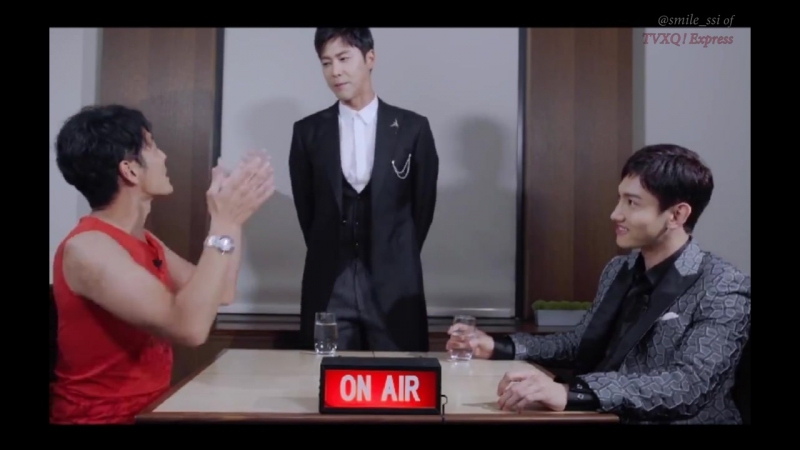 TVXQ Express 170927 「How to TOHOSHINKI ~CHANGMIN ver~」Part 1
