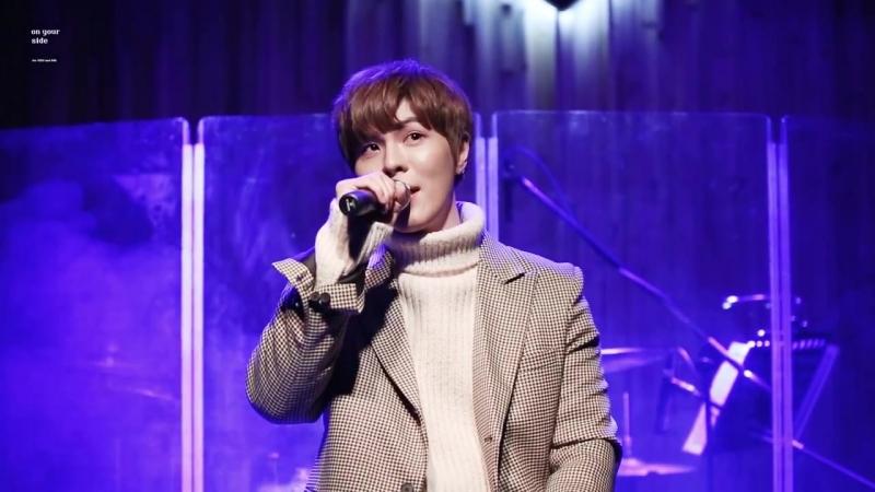 [FANCAM][05.01.18] SOO - Blue Night of Jeju Island (태연) @ Soo Solo Concert