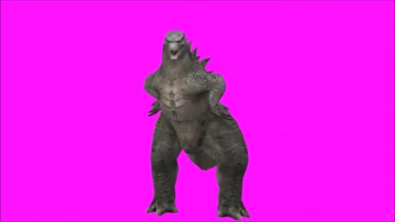 Новогодний танцующий Танцующий динозавр
