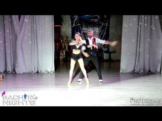 Oleg & kseniya [mambo show] @ bachata's nights 2018