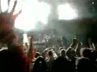 Я на Global Gathering 2009 - Bassement Jaxx