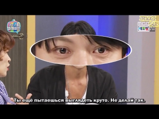 170610 @ My Little Television ep. 101 (SECHSKIES cut) [rus.sub]