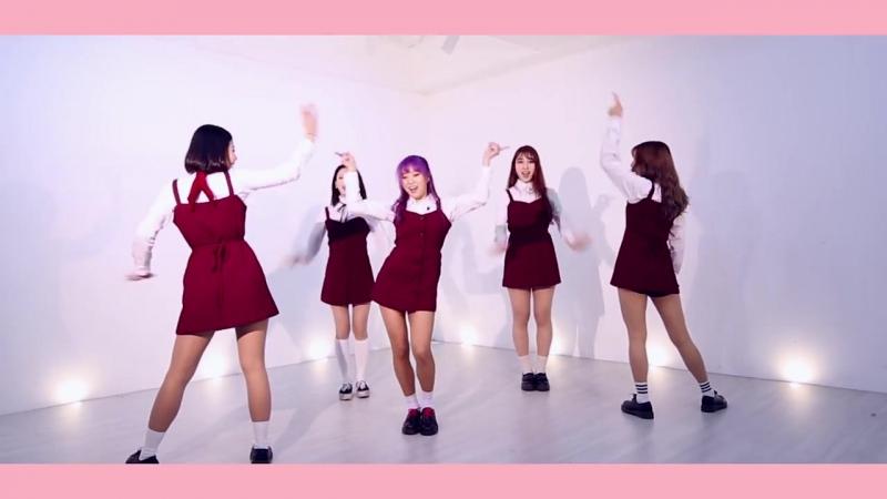댄스팀 에이티나인(Aighty9) - 레드벨벳(Red velvet) - Rookie 루키(cover) 커버