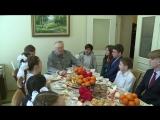 Посещение Центра содействия семейного воспитания «Наш дом – семья»