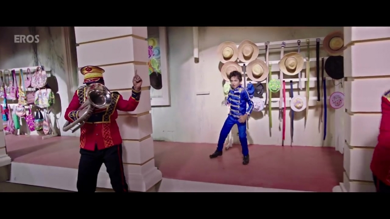 Feel The Rhythm - Full Video Song _ Munna Michael _ Tiger Shroff Nidhhi Agerwa