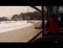 Поездка на троллейбусе БТЗ 52763Т КР СВАРЗ №3950 от Нахимовского проспекта до Балаклавского проспекта часть 2