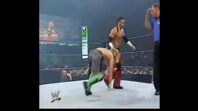 WWE Velocity 02.08.2003 - Matt Hardy vs Spanky