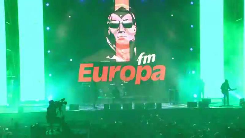 Europa FM Live pe Plajă 2017