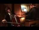 639 J S Bach Ich ruf zu Dir Herr Jesu Christ BWV 639 Peter Profant cello Andrej Harinek organ