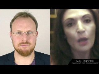 Frauenmarsch- Diese mutige Ex-Muslima kämpft! Und du_ - Leyla Bilge im Gespräch_HD.mp4