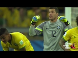 Most Humiliating Match In Football History 2014 Brazil WC_Germany vs Brazil